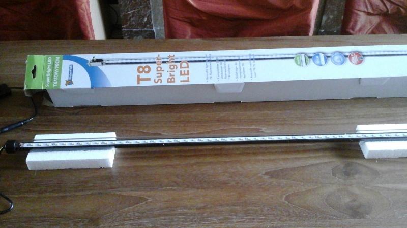 ma nouvelle rampe leds .  20150519