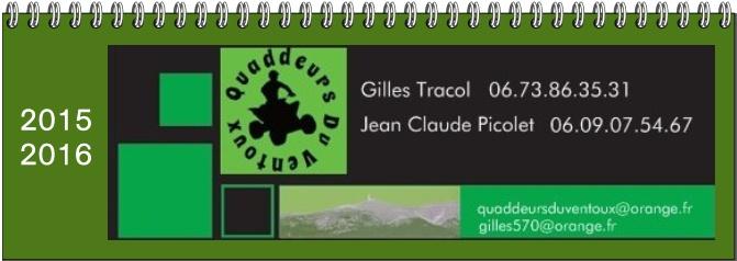 Calendrier au couleur du Club  Premiy10
