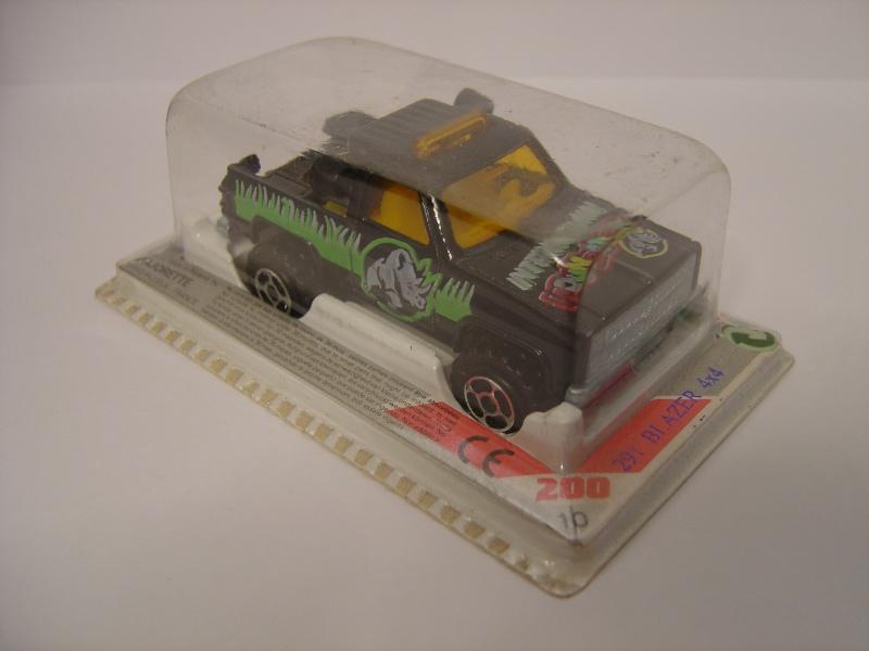 N°291 Chevrolet Blazer 4x4. Majo_t17