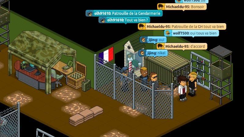 Rapports de Patrouille d'olh91610 Captur32