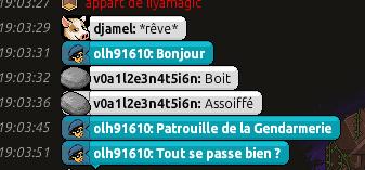 Rapports de Patrouille d'olh91610 Captur44