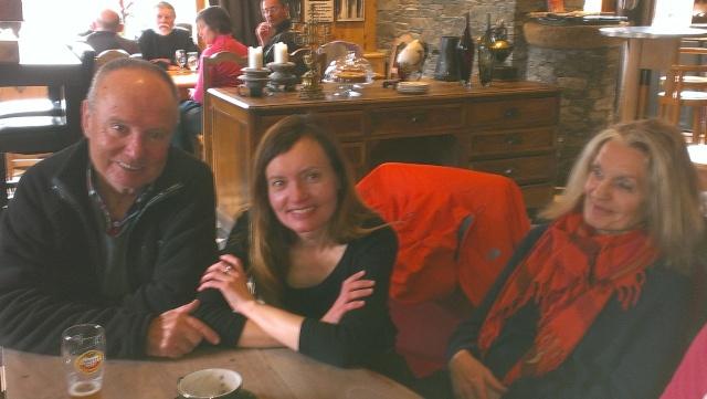 SORTIES SKI ALPINISME WE DE PAQUES 4-6 Avril   LE RUITOR  3486 M 2015-015