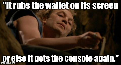 On Using Gold for ... Anything Wallet10