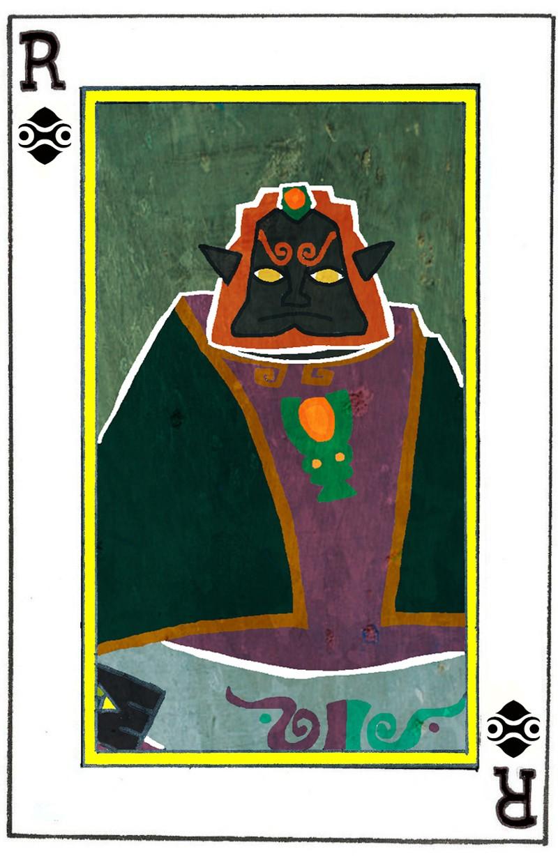 Projet: Jeu de cartes Zelda - Page 4 Roi_ga10