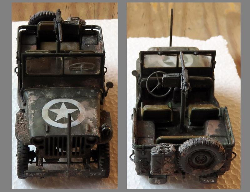 Jeep Willys MB  1/35 - Tamiya 15042810
