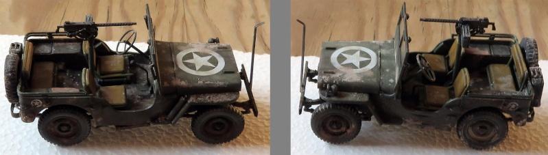 Jeep Willys MB  1/35 - Tamiya 15042811