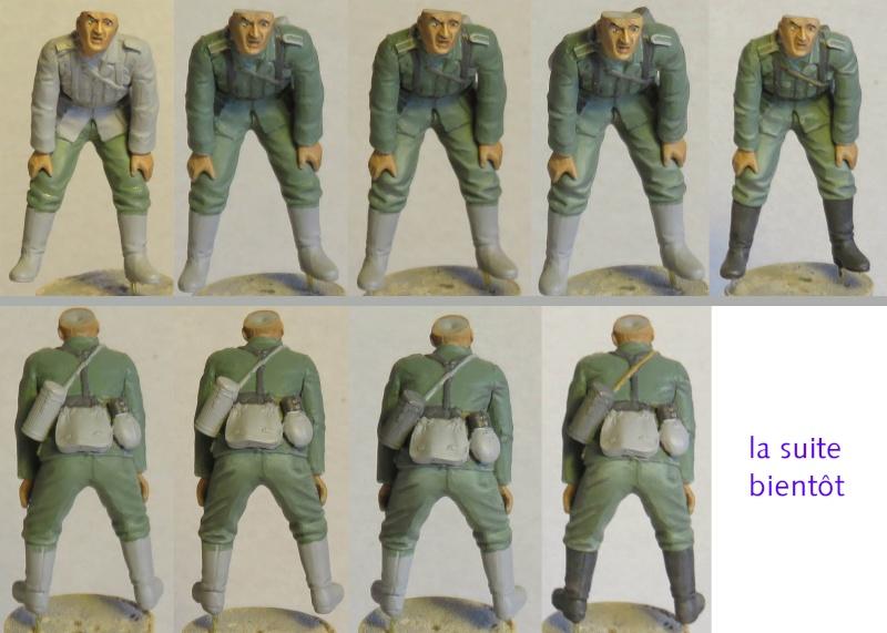 Chasseurs de chars Allemand   1/35 Master Box  15050614