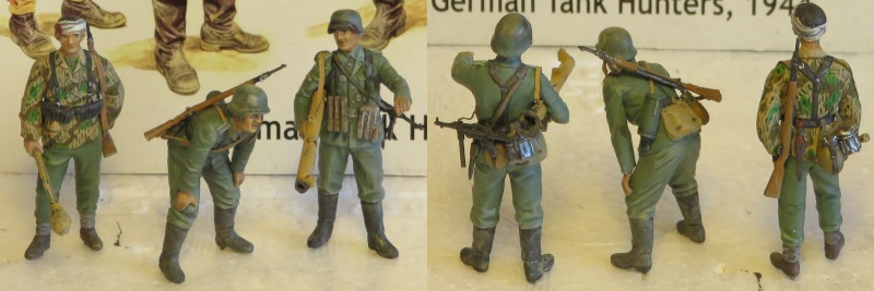 Chasseurs de chars Allemand   1/35 Master Box  15051111