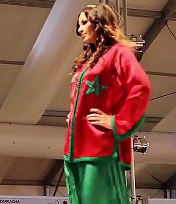 femme - Caftan show 2015 on deshabille un peu plus la femme Laylah10