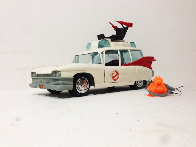 Real Ghostbusters Kenner Ecto 1 e 4 protagonisti completi Img_2811