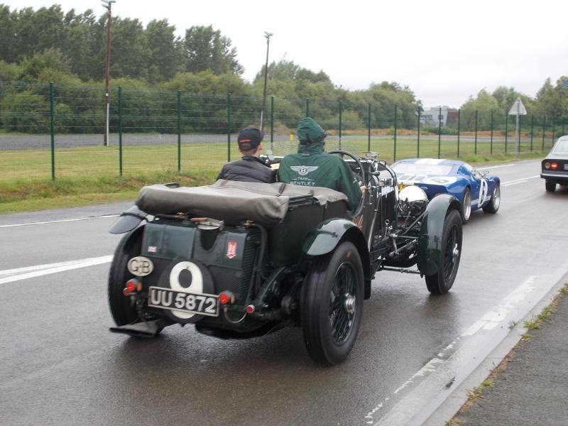 Bentley Blower  24 heures du Mans  Dscn1110