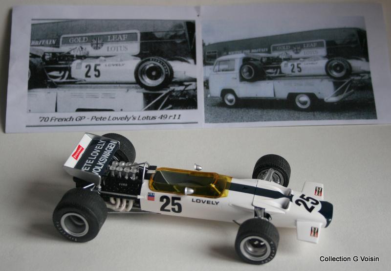 Lotus 49 formule 1 Pete Lovely GP de France 1970 Lotus_10