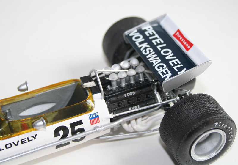 Lotus 49 formule 1 Pete Lovely GP de France 1970 Lotus_12