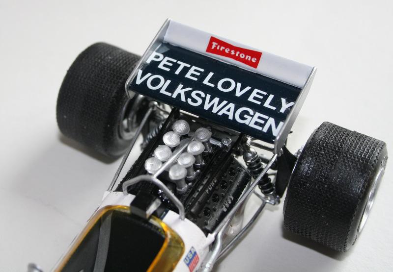 Lotus 49 formule 1 Pete Lovely GP de France 1970 Lotus_14