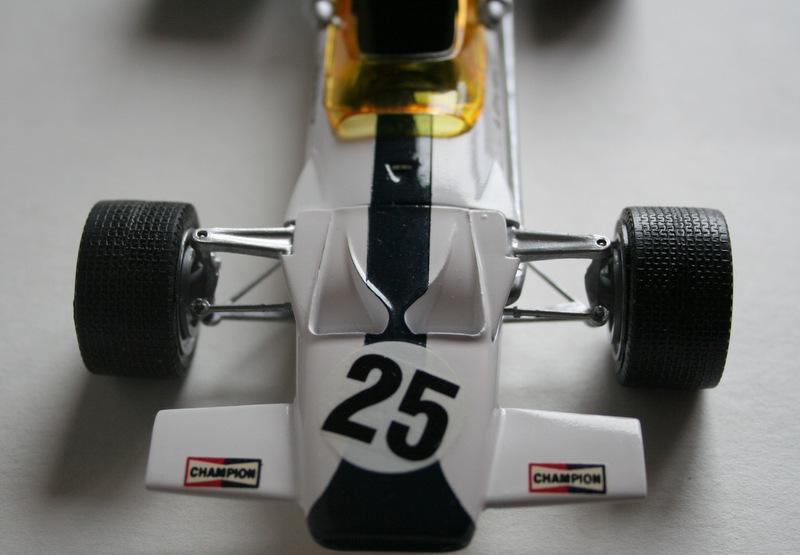 Lotus 49 formule 1 Pete Lovely GP de France 1970 Lotus_15