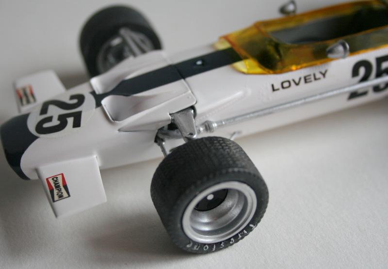 Lotus 49 formule 1 Pete Lovely GP de France 1970 Lotus_16