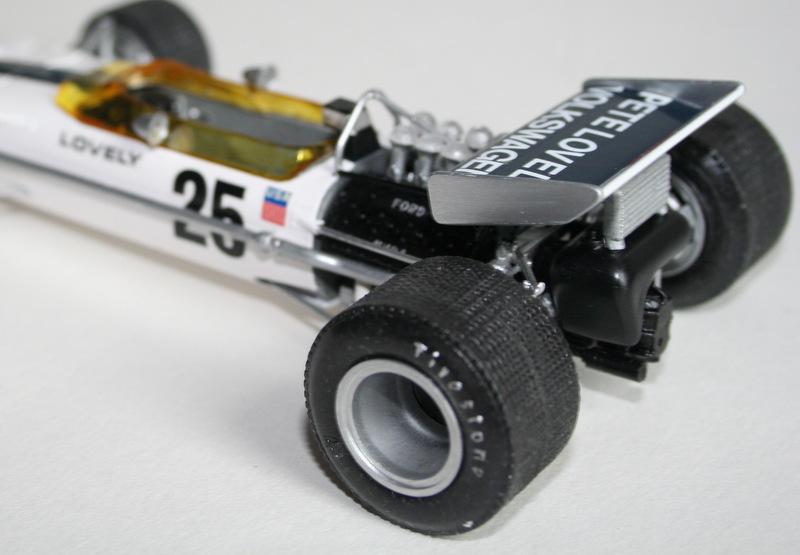 Lotus 49 formule 1 Pete Lovely GP de France 1970 Lotus_18