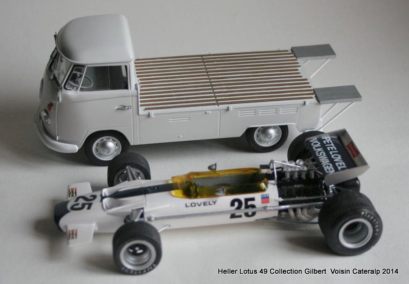 Lotus 49 formule 1 Pete Lovely GP de France 1970 Lotus_22