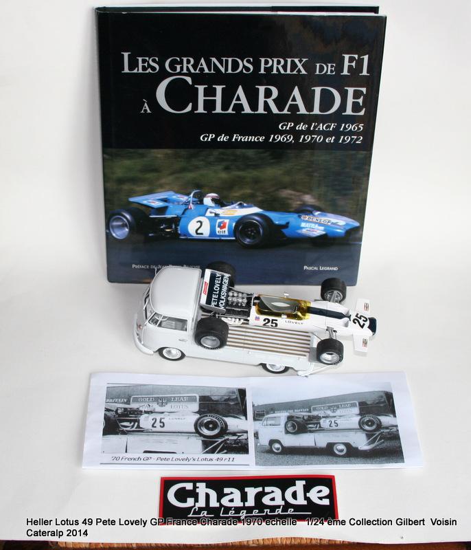 Lotus 49 formule 1 Pete Lovely GP de France 1970 Lotus_27