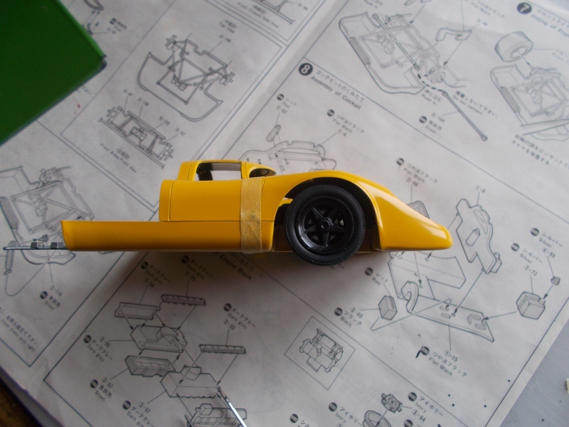 Porsche 917 K 1/24  Train_15