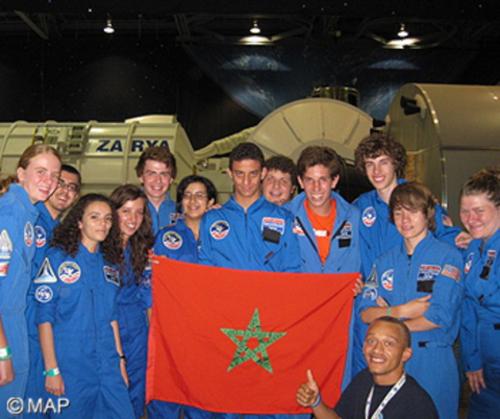 Les Marocains dopent les découvertes scientifiques mondiales Lycece10