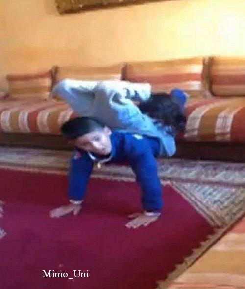 maroc - Casa Maroc got talent !sacré Nada BJ  Nada_b11