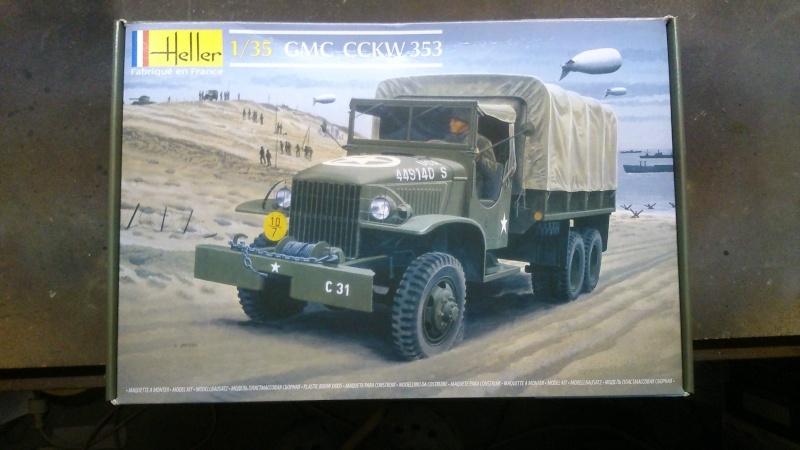 GMC 1/35ème Réf 81121 Dsc_0114