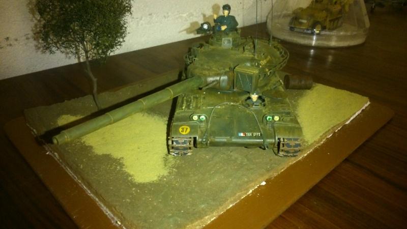 AMX 30 B 105 en manoeuvre Dsc_0117
