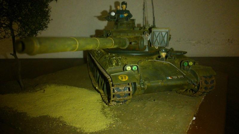 AMX 30 B 105 en manoeuvre Dsc_0121