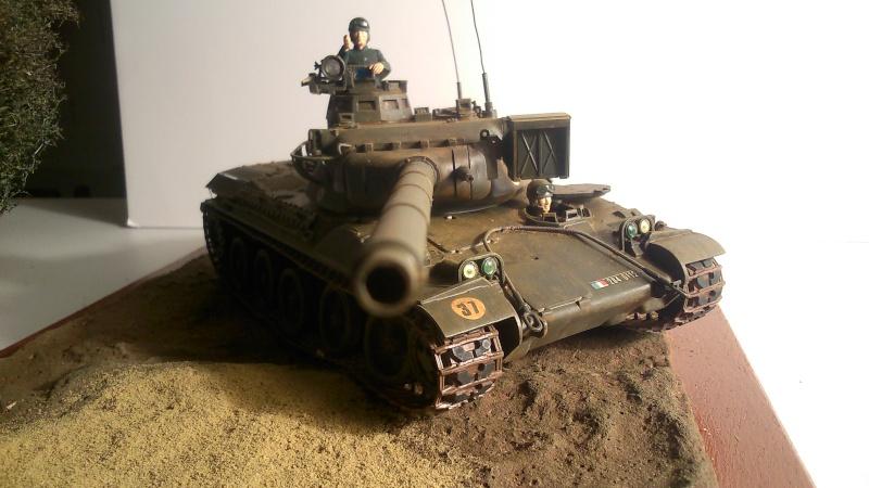 AMX 30 B 105 en manoeuvre Dsc_0210