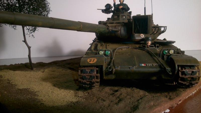 AMX 30 B 105 en manoeuvre Dsc_0211