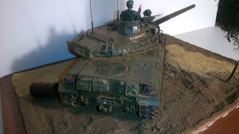 AMX 30 B 105 en manoeuvre Dsc_0212