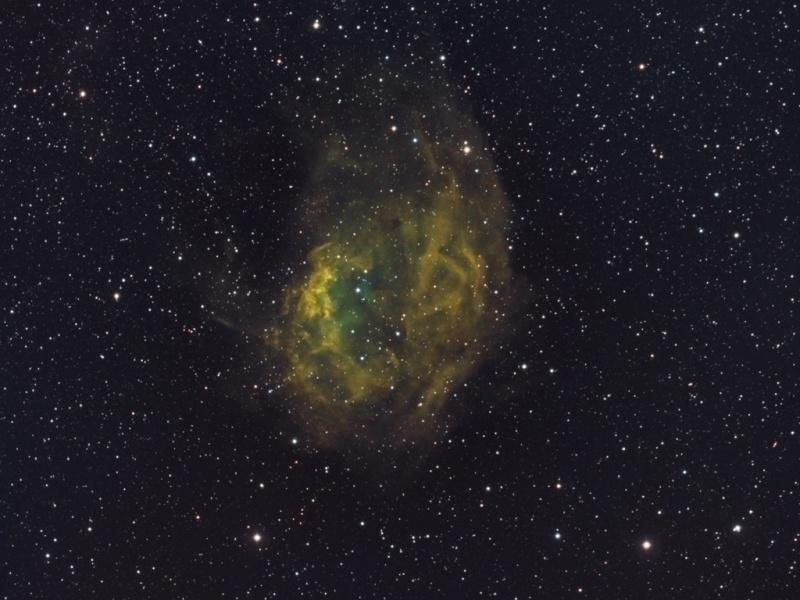 SH2-261 - Nébuleuse de Lower (LBN863) Lbn86311