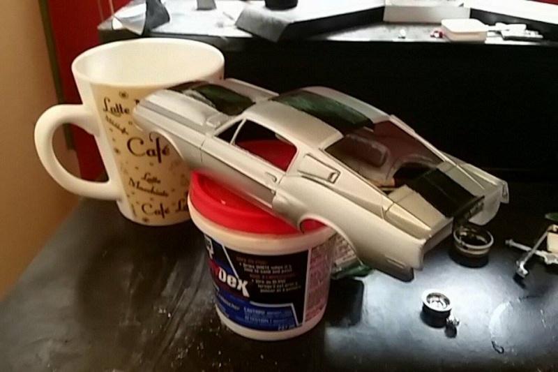 Shelby GT 500 de AMT  11180010
