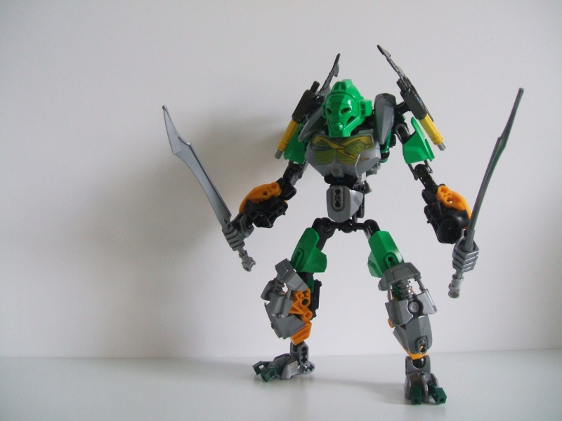 [Moc] Lewa, Master Of Jungle Lewa_110