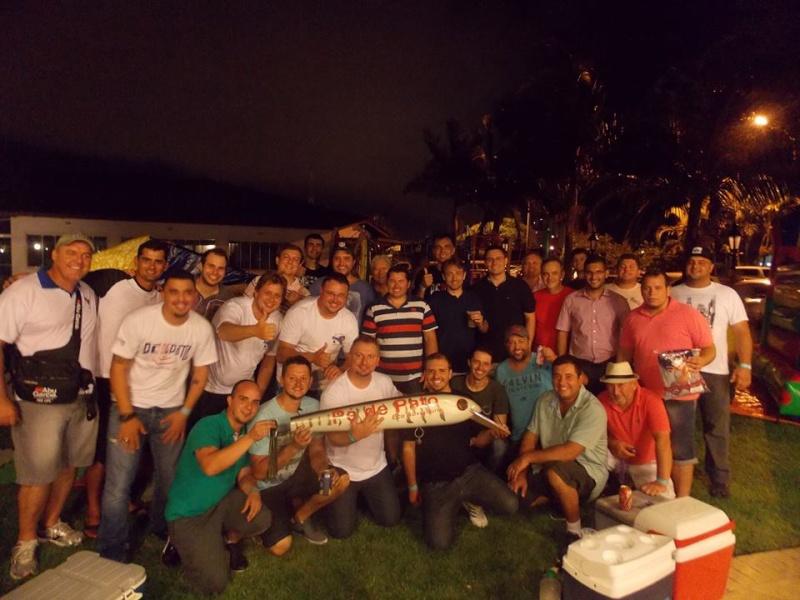 Terceiro encontro do Grupo Pesca em Santa Catarina  Brinde10
