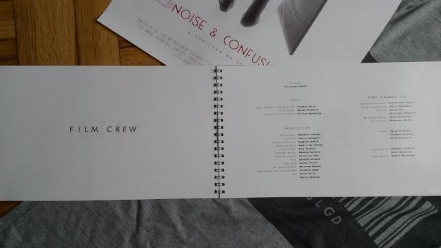 """[Court-métrage] """"Noise and Confusion"""" avec Florent Dorin (2015) - Page 4 20150412"""