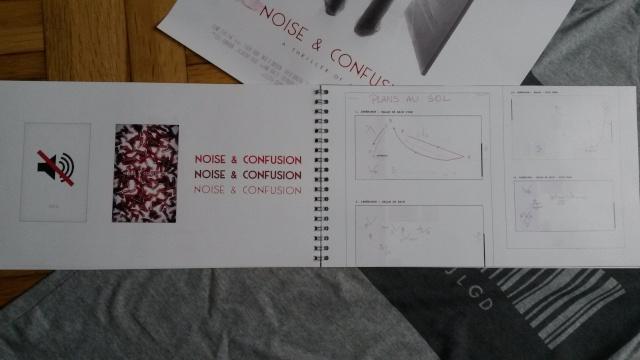 """[Court-métrage] """"Noise and Confusion"""" avec Florent Dorin (2015) - Page 4 20150413"""