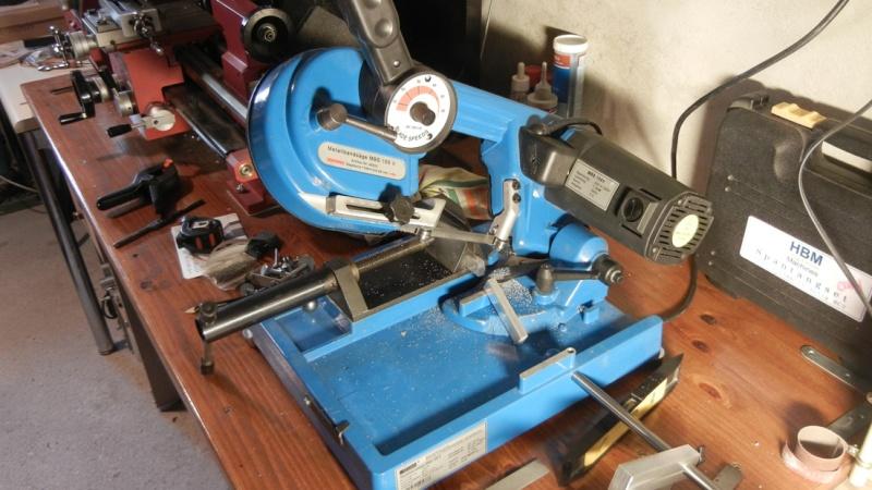 Urgent : avis sur scie à métaux électrique Scieca12