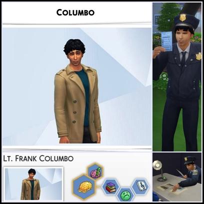 Lieutenant Frank Columbo by ButtonsGinger Columb11