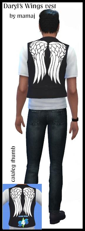 TWD Daryl's Wings Daryls10