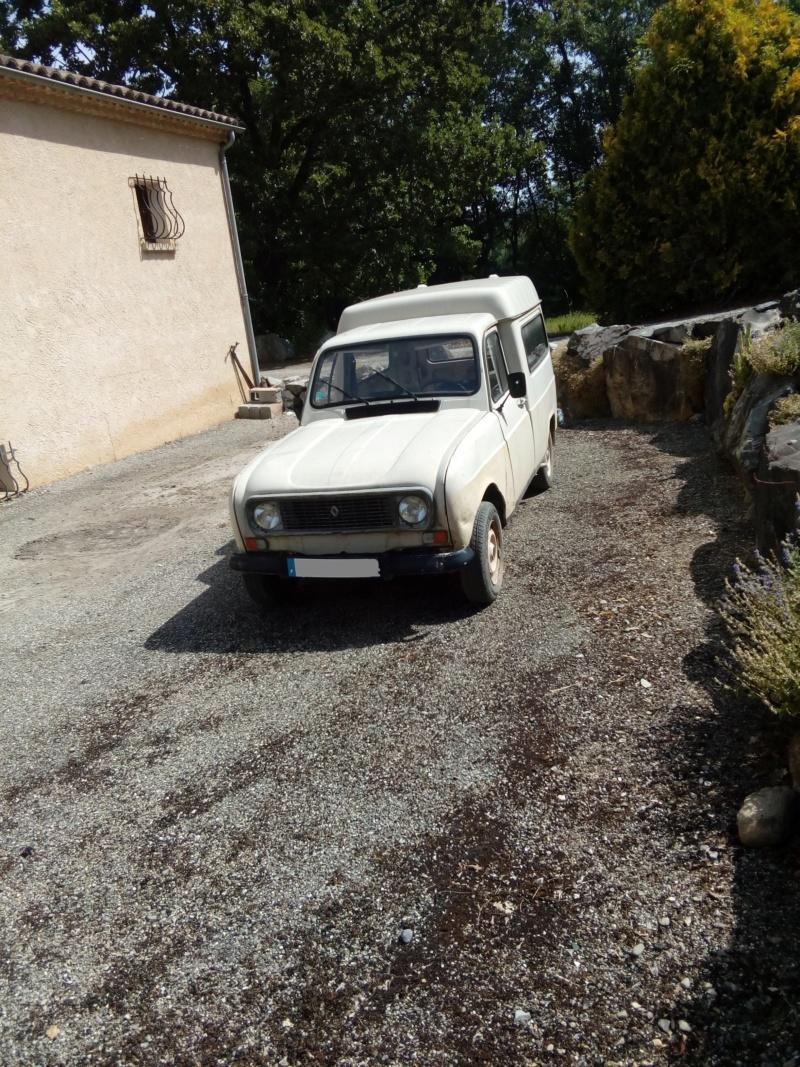 Estimation Renault 4L. 210