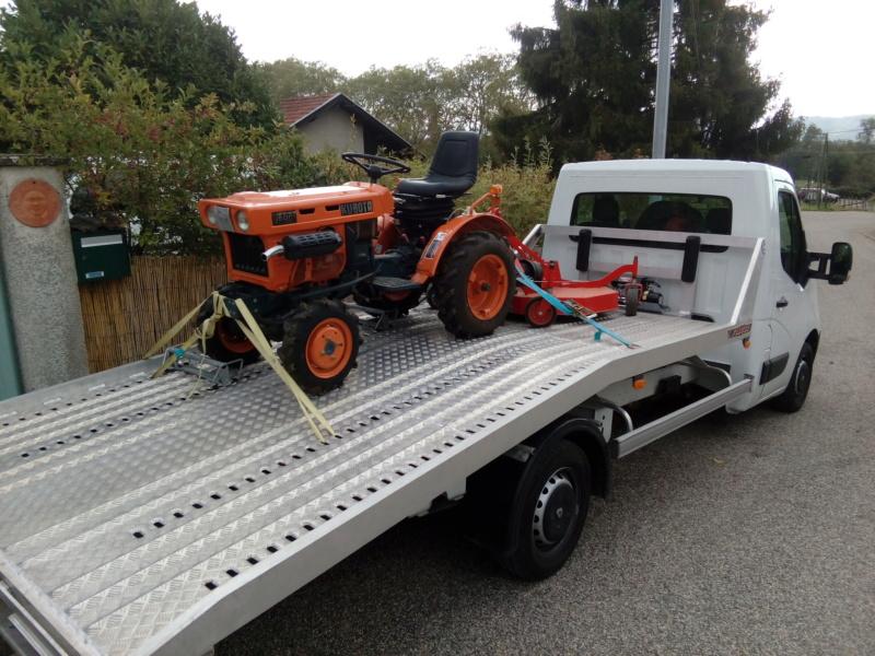 Micro-tracteur Kubota B5001. Img_2025
