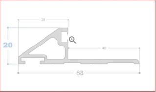 Projet et réalisation d'une double porte-battante thermique. Meta_a10