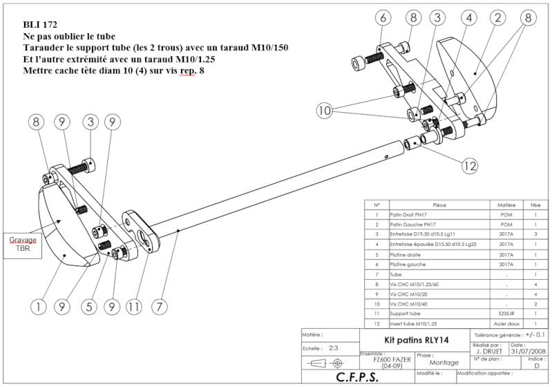 TUTO  CR montage top block Captur12