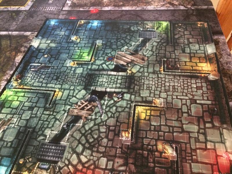 Painted Super Dungeon Explore set Jon_st23