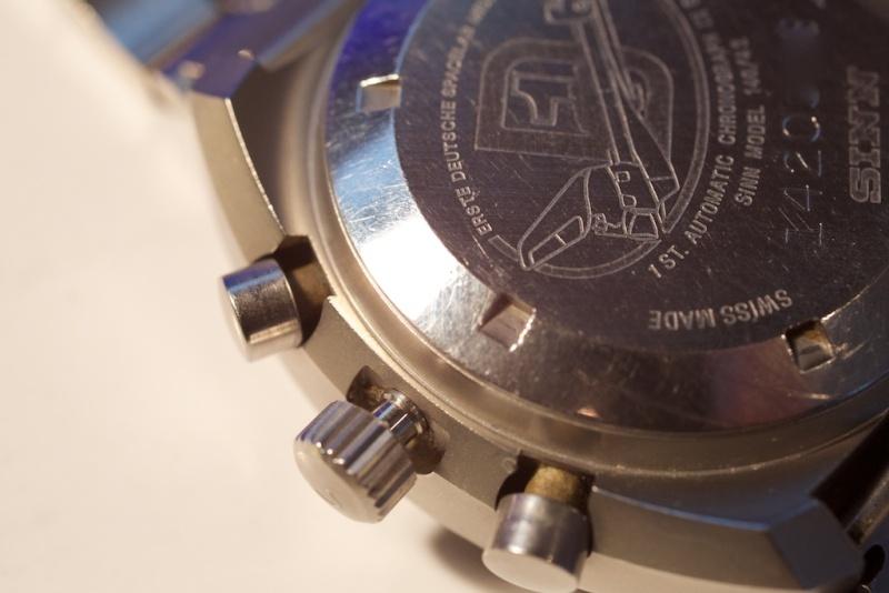 microbillage boite et bracelet Space One 1010