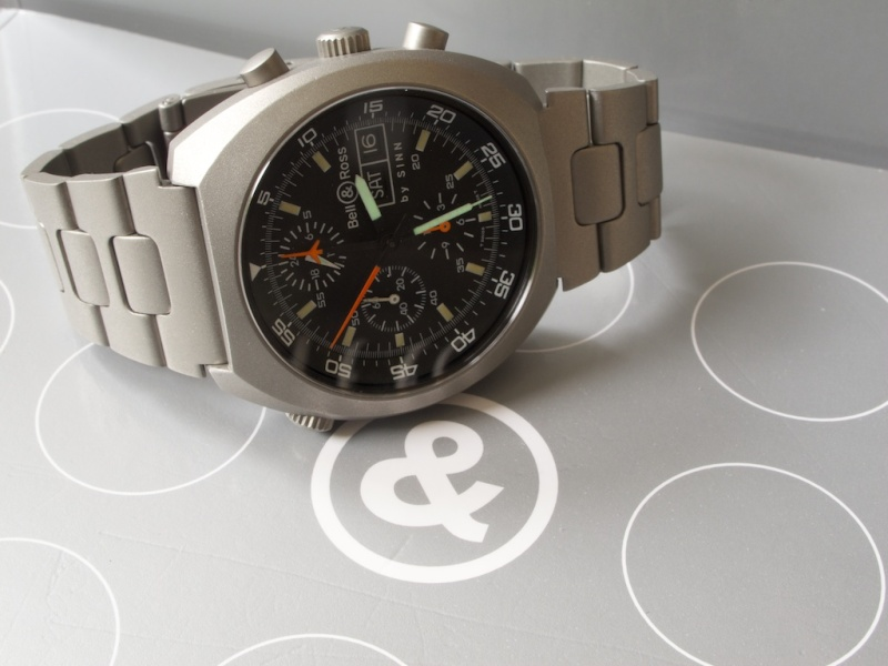 microbillage boite et bracelet Space One 2b10