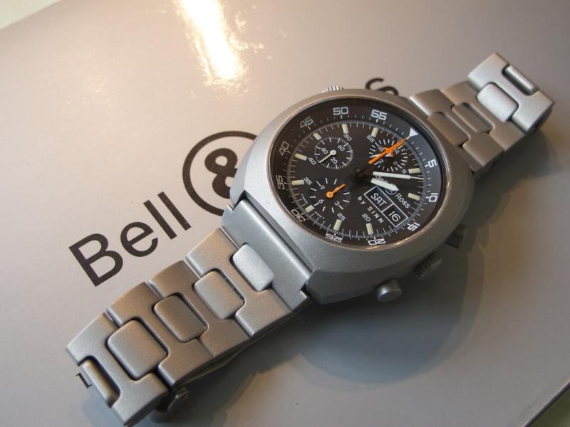 microbillage boite et bracelet Space One 3b10