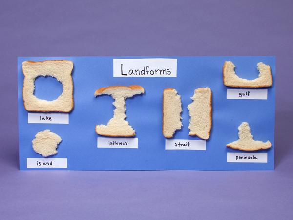 Teaching Geographic Landforms Landfo10